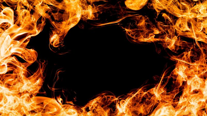 Bible Reading on Fire   indoubt
