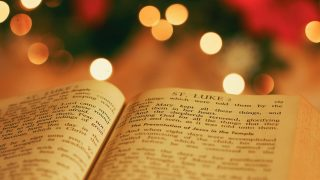 THE PRIMARY LOVE OF GOD AT CHRISTMAS