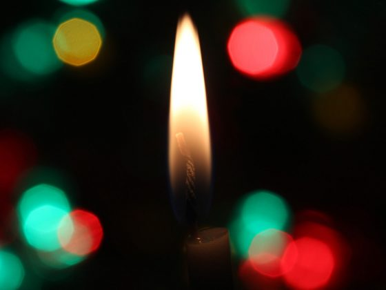 Primary - The Primary Love of God at Christmas by Isaac Dagneau